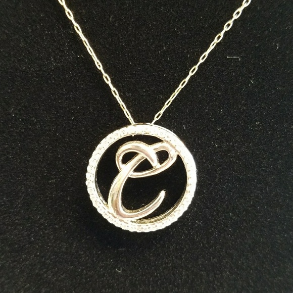 Jewelry - INTIAL NECKLACE
